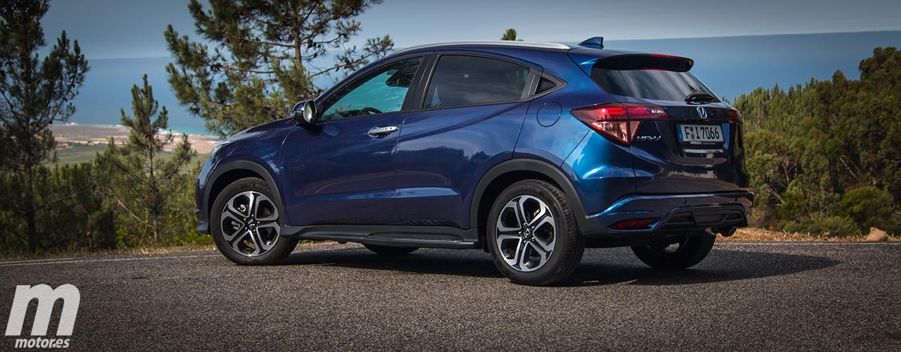 Presentación Honda HR-V 2015: Diseño, interior y habitabilidad