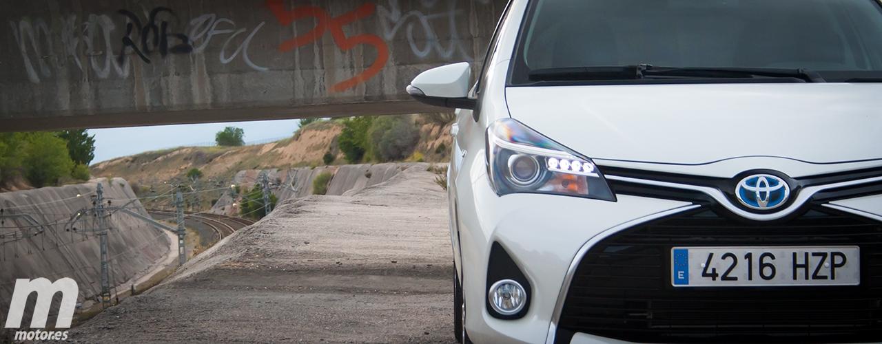Prueba Toyota Yaris Hybrid (I): Gama, equipamientos y precios