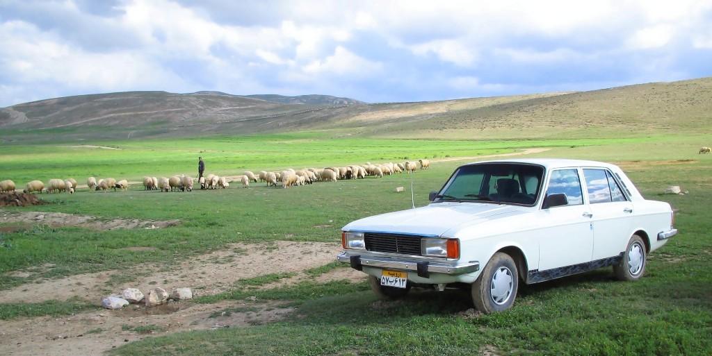 IKCO Paykan, el coche que movilizó un país