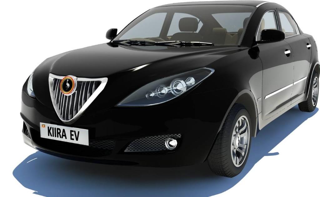Kiira EV Smack, África también sueña con el coche eléctrico