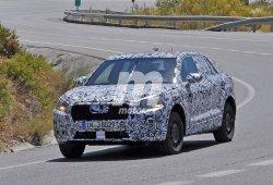 Primeras fotos del Audi Q1