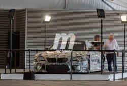 Fotos espía del BMW M6 GT3