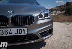Presentación BMW Serie 2 Gran Tourer: Diseño, y habitabilidad