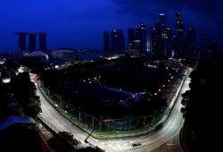El circuito urbano de Singapur sufrirá una modificación