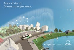 Los coches de Google Maps también sirven para detectar polución