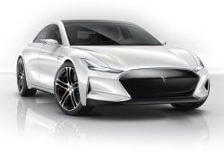 Youxia X, la copia china del Tesla Model S