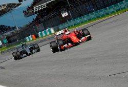"""Hakkinen: """"Vettel es una amenaza para el título de Mercedes"""""""
