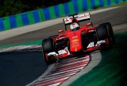 Vettel le hace el mejor homenaje a Bianchi con una épica victoria en Hungría