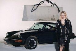 """Un Porsche 911 clásico aplastado por amor al """"arte"""""""