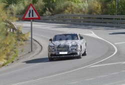 Rolls-Royce Dawn, en pruebas en las carreteras españolas