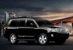 Lexani presenta su Toyota Land Cruiser blindado