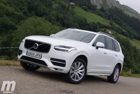 Volvo XC90: Precios, motores y gama (I)