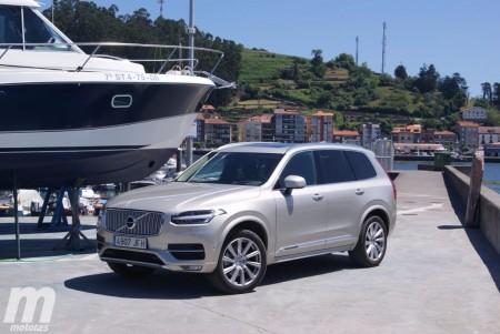 Volvo XC90 D5, así es su diseño exterior y habitabilidad (II)
