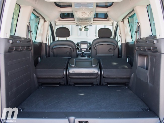 prueba peugeot partner tepee outdoor bluehdi 120. Black Bedroom Furniture Sets. Home Design Ideas