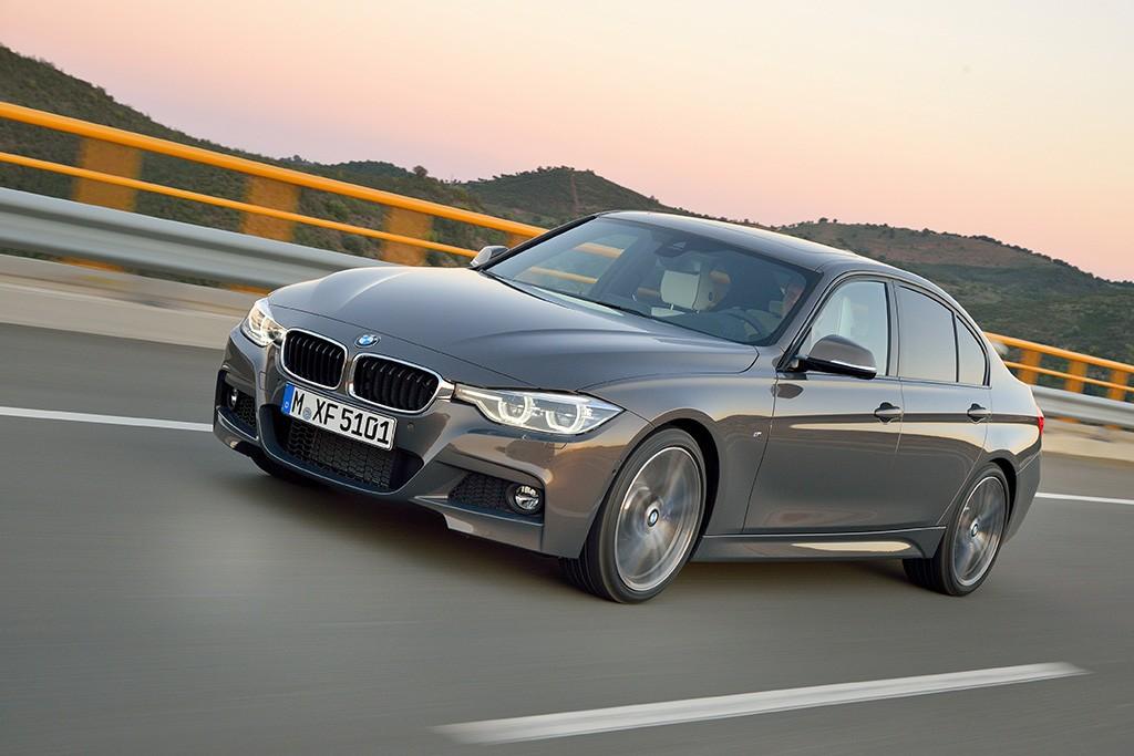 Los precios del BMW Serie 3 se actualizan, ahora comienzan en 32.600 euros