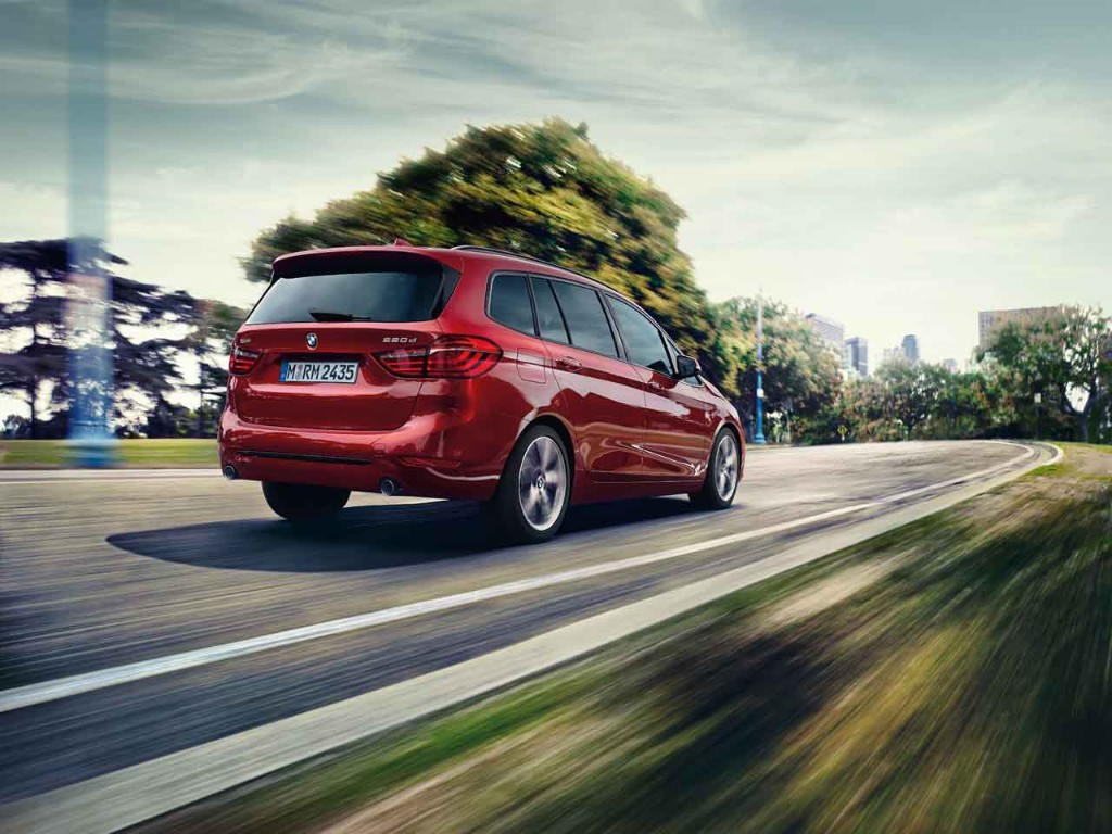 ¿Quieres probar el Nuevo BMW Serie 2 Gran Tourer?
