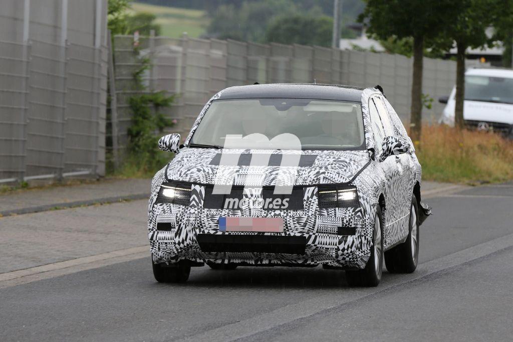 El Volkswagen Tiguan 2016 se deja ver poco antes de su presentación