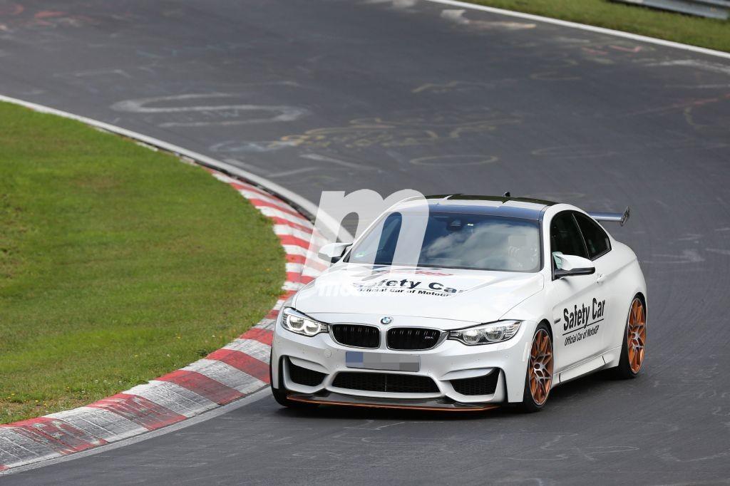 El BMW M4 GTS 2016 se deja ver por Nürburgring