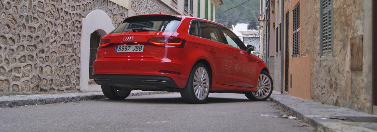 Prueba de larga duración: Audi A3 e-tron