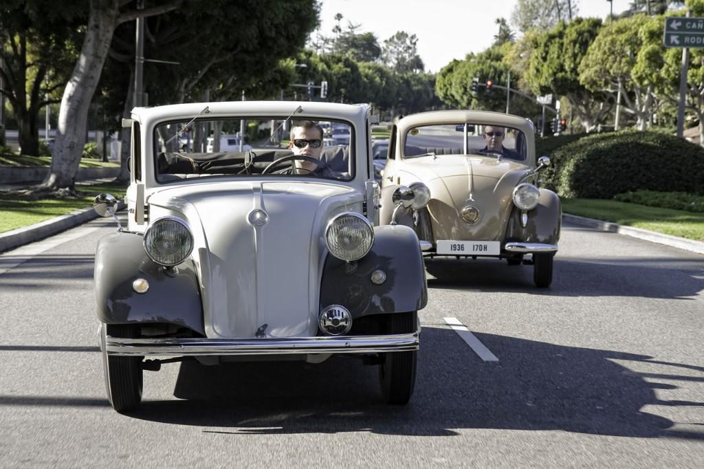 Mercedes 130 y 170 H, el experimento que pudo acabar con Volkswagen