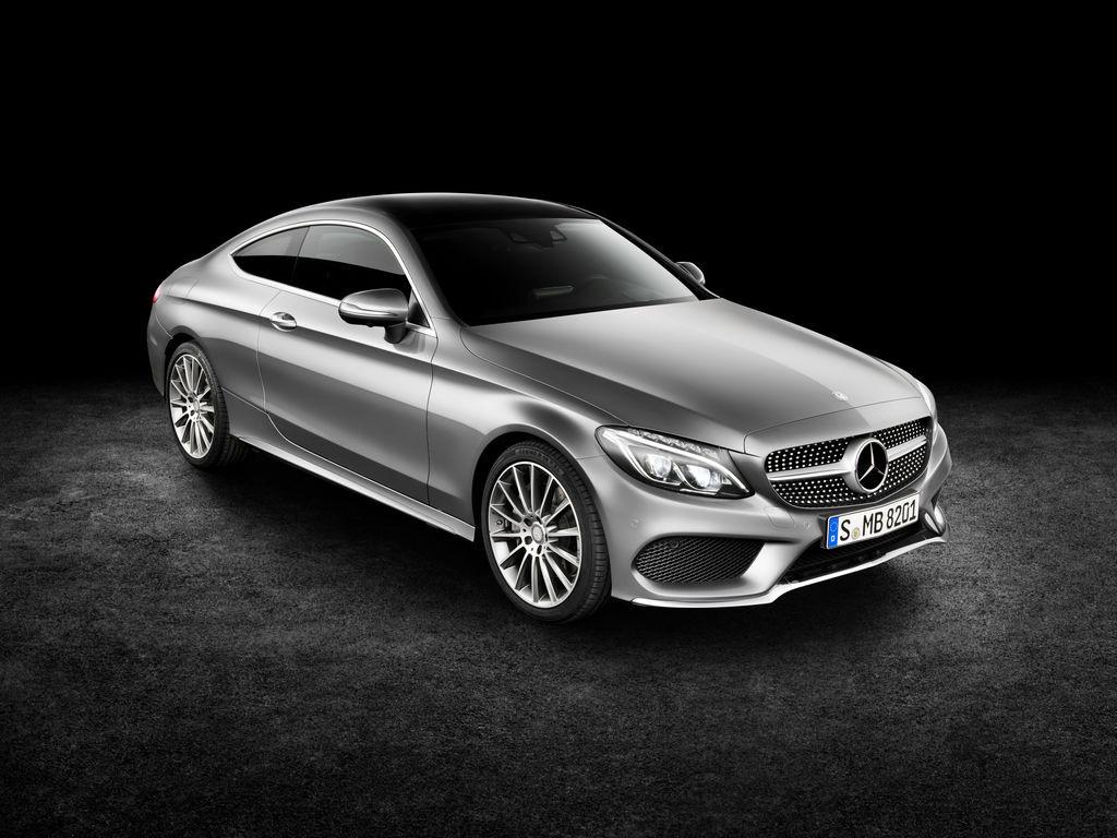 Mercedes-Benz Clase C Coupé 2016