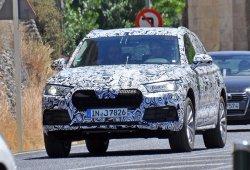 Audi Q5 2016, de pruebas por España