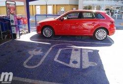 ¿Es posible cargar tu coche eléctrico en un supermercado mientras realizas la compra?