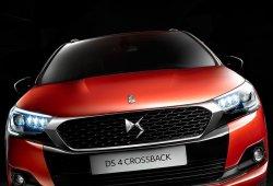 DS4 Crossback y DS4 2016, primicia y renovación en la marca francesa