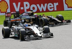 Force India y Lotus, la interesante lucha por el quinto puesto