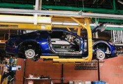 Los Ford Mustang RHD entran en producción