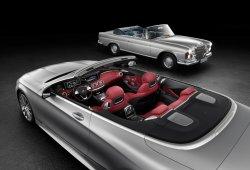 Mercedes-Benz Clase S Cabrio, nuevo teaser
