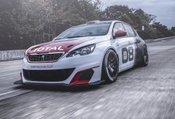 Peugeot 308 Racing Cup, radicalidad con 308 CV para circuito