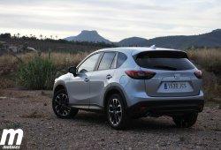Prueba Mazda CX-5 2.2 SKYACTIV-D FWD (II): motor, consumo y comportamiento