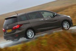 Recta final para el Mazda5