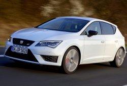 El Seat León Cupra 2016 aumenta su potencia hasta los 290 CV