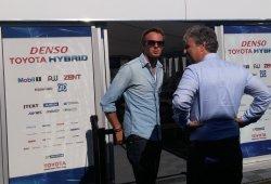 Van der Garde negocia con Toyota para entrar en el WEC