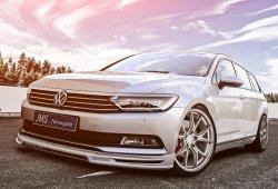 Volkswagen Passat, pegado al suelo gracias a JMS