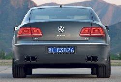 El Volkswagen Phaeton no tendrá sucesor pronto