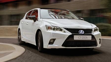 Lexus CT 200h Sport Edition, ya a la venta