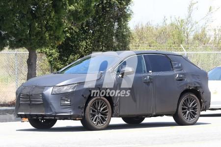 Lexus RX con 7 plazas ¿Lo veremos en 2016?