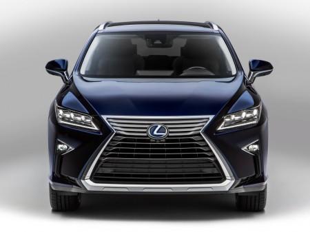 ¿Reemplazará el Lexus RX con 7 plazas al Lexus GX?