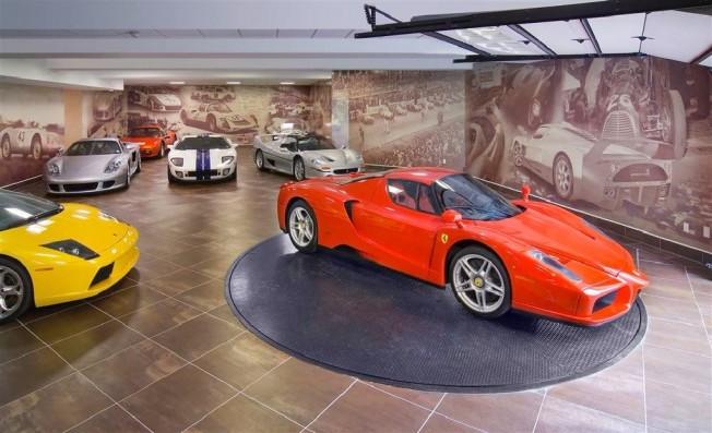 Flipa con algunos de los mejores garajes del mundo for Garajes de ensueno