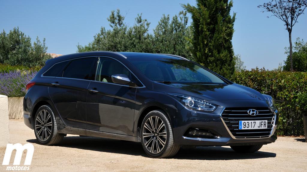 Prueba Hyundai i40 1.7 CRDi (III): Equipamiento, gama y conclusiones