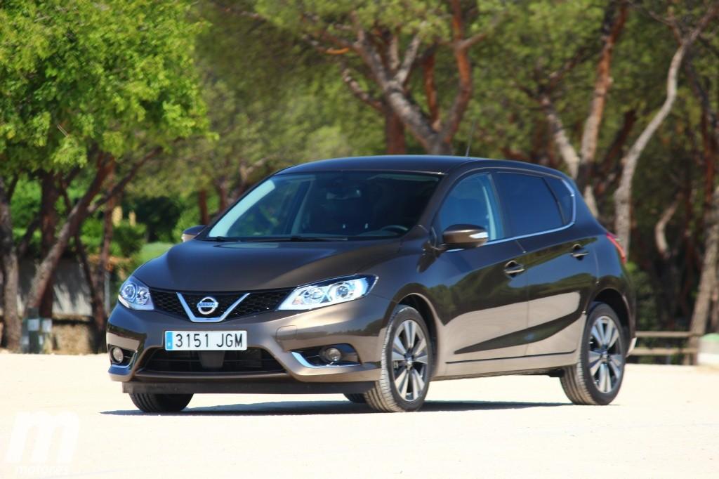 Prueba Nissan Pulsar 1.5 dCi Tekna (IV): Un viaje adicional