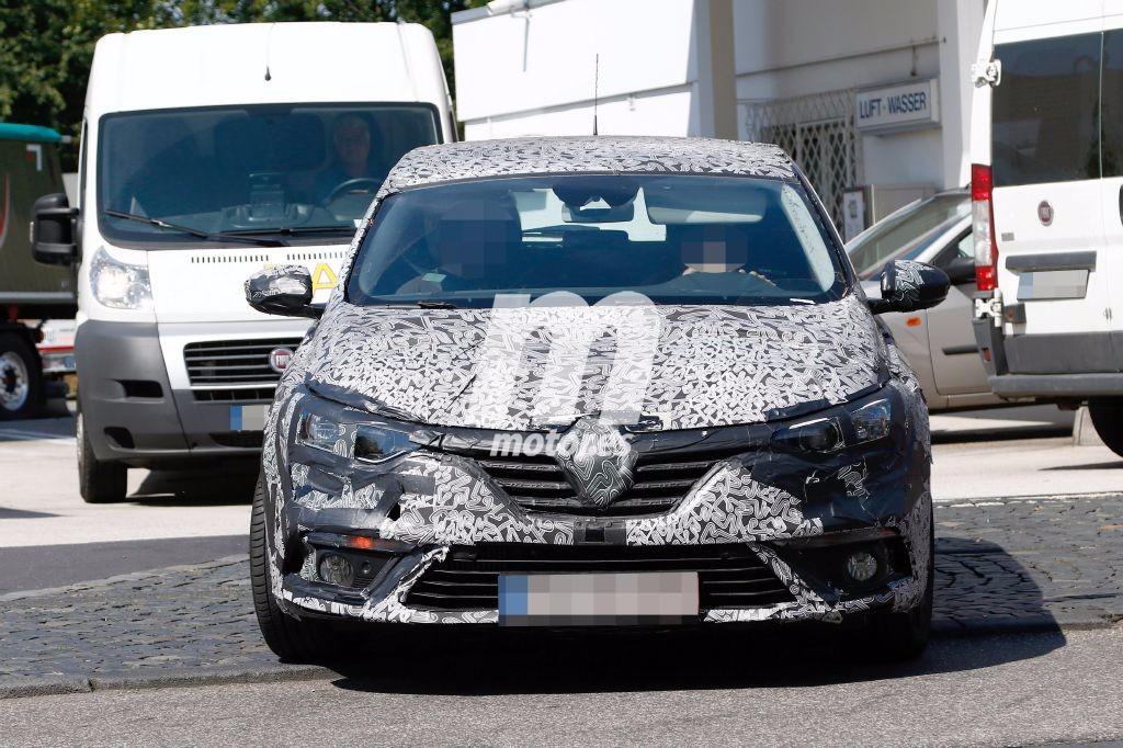El Renault Megane 2016 desvela parte de su diseño