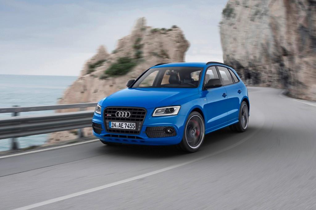 Audi SQ5 TDI Plus, despedida con más potencia y equipamiento