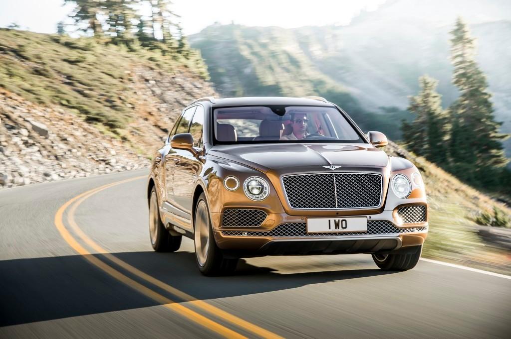 Bentley Bentayga, y el SUV más poderoso del mundo se hizo oficial