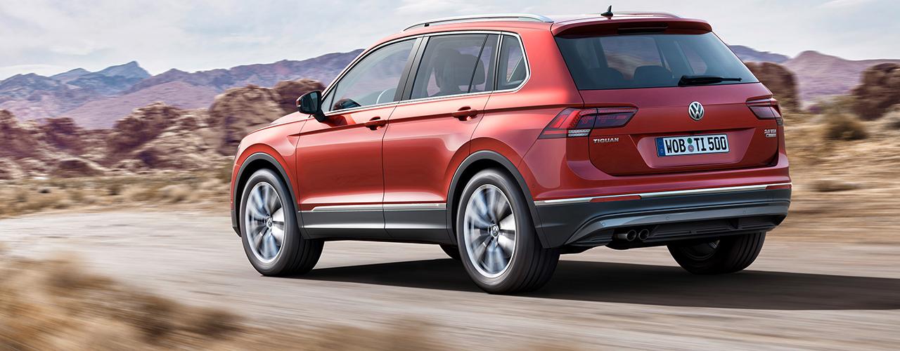 Volkswagen Tiguan 2016, una evolución muy superior a lo esperado