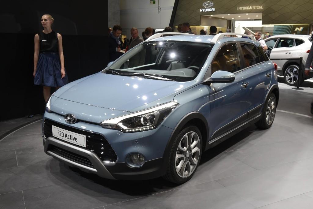 El Hyundai i20 Active llega a Europa