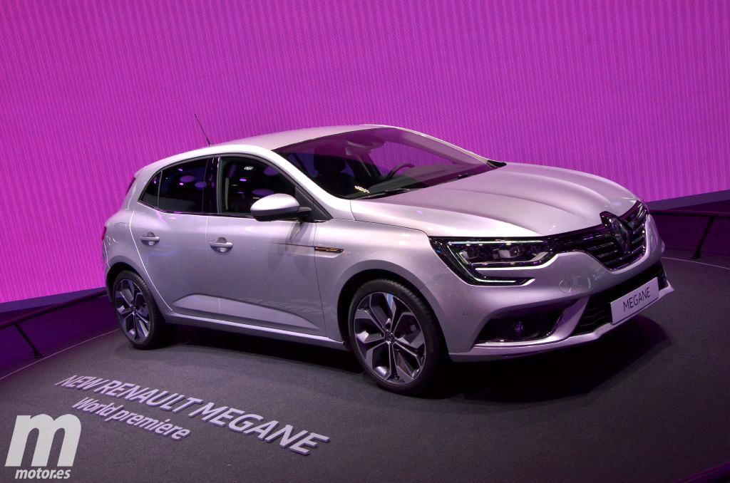 Mégane 2016, el nuevo compacto de Renault ya es oficial